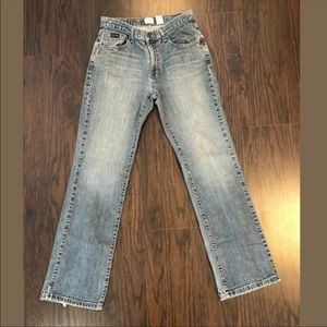Calvin Klein Jeans Womens Size 28 Slim Fit Bootcut